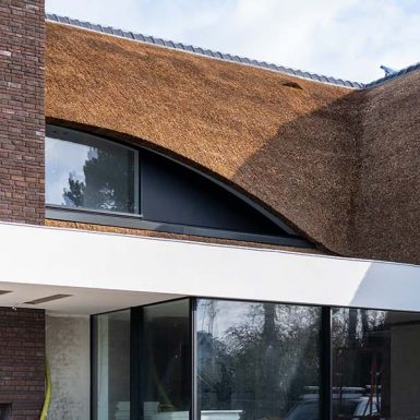 Schilderwerk Nieuwbouw Villa